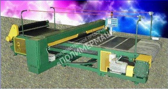 Линия герметизирующего слоя для легковых шин, инд.552.891