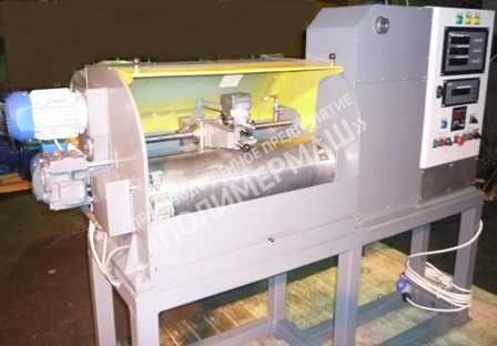 Прибор для испытания резины на истирание с проскальзыванием МИР-1 ГОСТ 12251