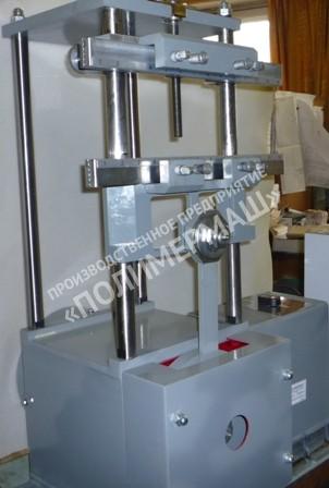 Машина для испытания на многократное растяжение и сжатие