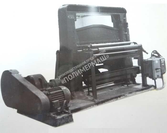 Пресс для перфорации рулонных материалов, инд. ВН 1401