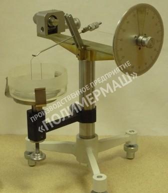 Тенсиометр дю Нуи для определения поверхностного натяжения латекса и различных жидкостей, ГОСТ 20216