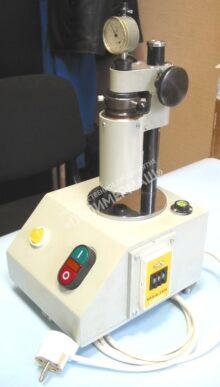 Твердомер для измерения твердости резины