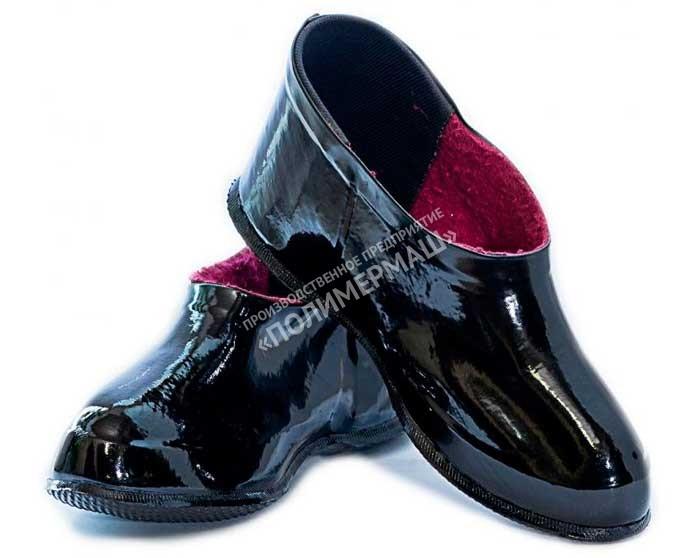 Оборудование производства клееной резиновой обуви