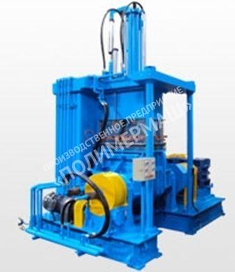 Промышленные пластосмесители «Книдеры» РК-20; РК-40; РК-45; РК-80; РК-110; РК-200