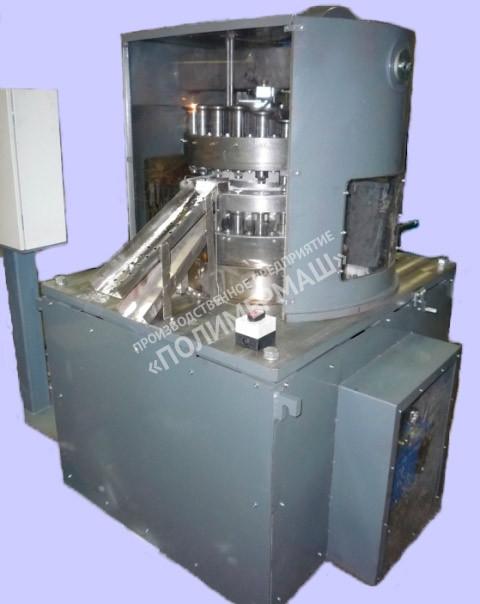 Роторные таблеточные машины МТР-16 и МТР-16С для прессования пластмасс, соли, химикатов и др.