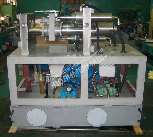 Гидравлические таблеточные машины горизонтальные МТГ-32, МТГ-63, МТГ-100 для прессования пластмасс, химикатов и др.